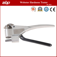 W-20A Webster Hardness Testing Instrument for Small Thickness Aluminum