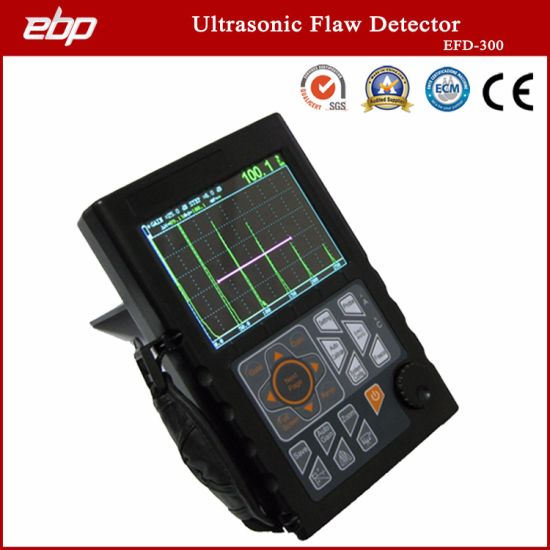 Automatic Calibration Digital Ultrasonic Crack Detector Flaw Detection Equipment with Best Price