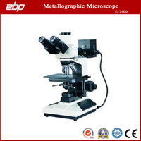 E-7500 Upright Trinocular Metallographic Microscope with Camera Interface