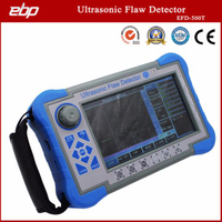Portable Digital Ultrasonic Flaw Detector Ultrasonic Testing Equipment