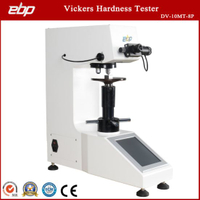 Hv0.3 - Hv10 Manual Turret Digital Vickers Hardness Testing Machine