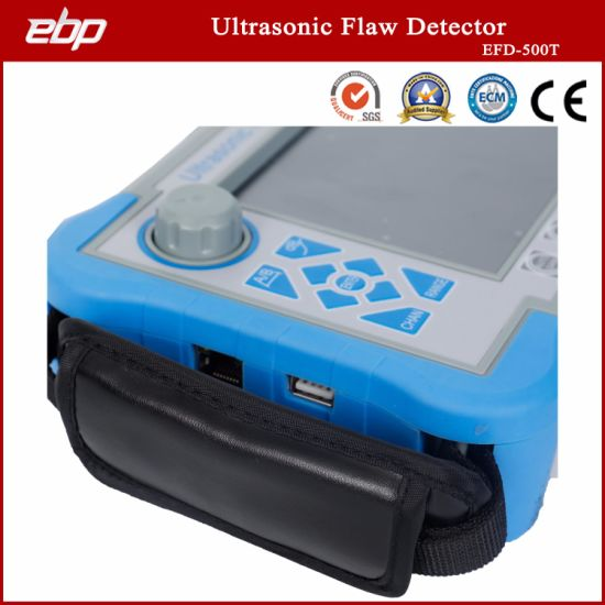 New Product Portable Digital Ultrasonic Testing Flaw Detector with Automated Calibration Automated Gain