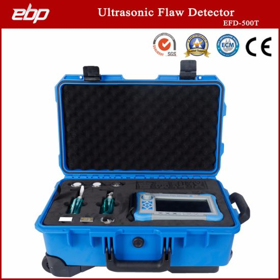 Words and Phrases Universal Ultrasonic Flaw Detector Weld NDT Test Equipment with LED Backlight Bright Color Display