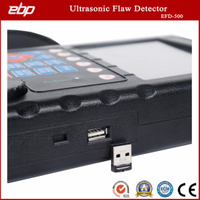 Portable Digital Ultrasonic Flaw Detector Crack Detector Welding Inspection Equipment