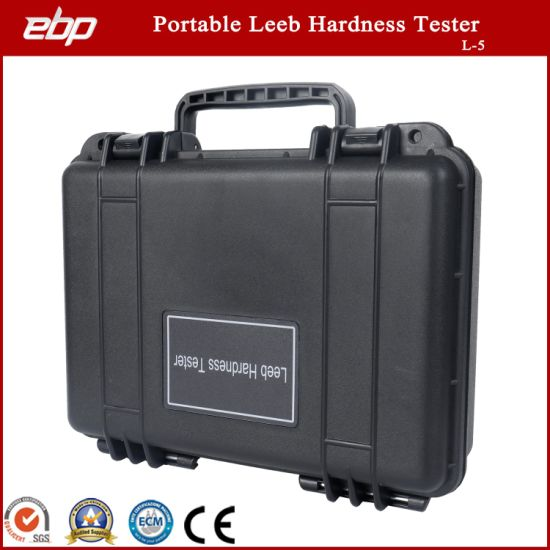 Portable Rebound Leeb Hardness Tester Support D Dl C G Prob
