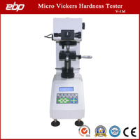 Hv1 Vickers Durometer Hardness Tester with Micro Diamond Indenter
