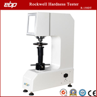 Touch Screen Digital Rockwell Hardness Tester with Load Cell R-150dt