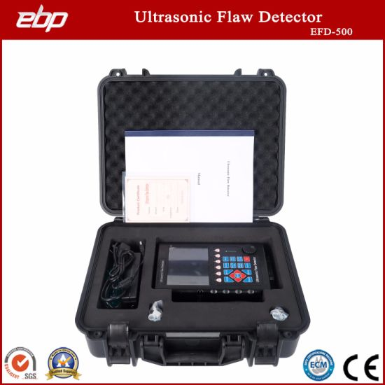 New Product Leeb Rechargeable Ultrasonic Crack Flaw Detection Equipment for Weld Inspection
