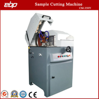 Precision Metallurgical Sample Cutting Machine for Cutting Metal Alloy