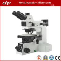 Upright Trinocular Metallurgical Microscope E-4r