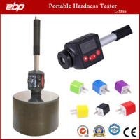Compact Pen Type Portable Digital Rebound Leeb Hardness Testing Tool for Metal Materials