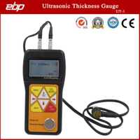 Portable Ultrasonic Thickness Gauge Ut-1 Meter
