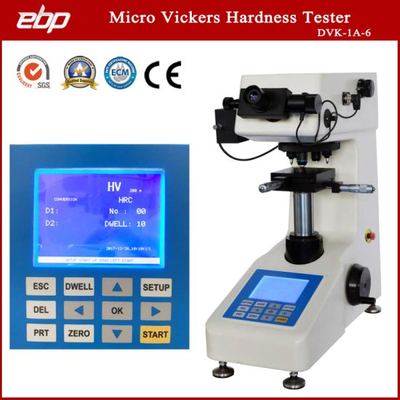 Multifunctional Digital Micro Hardness Testing Machine with Double Indenter