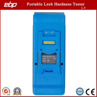 Portable Color Screen Digital Rebound Leeb Hardness Tester