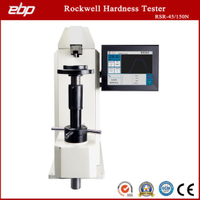 Nose Mounted Indenter Digital Rockwell and Superficial Rockwell Hardness Tester