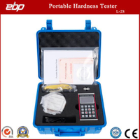 Portable Digital Rebound Leeb Durometer with Blocks