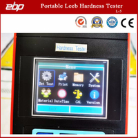 Portable Digital Rebound Leeb Hardness Testing Instrument for Metal Internal Crack Detection