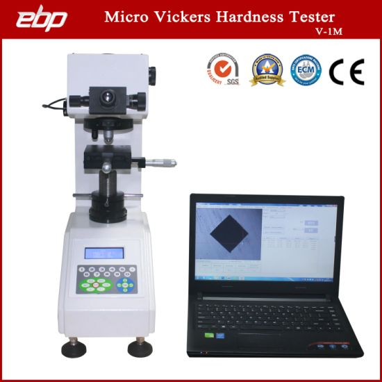 Automatic Loading Dwell Unloading Micro Vickers Coating Hardness Tester