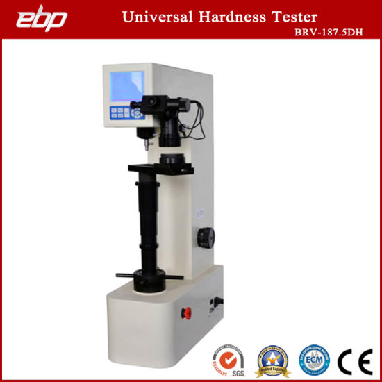 400mm Large Test Space Digital Universal Hardness Tester Brv-187.5dh