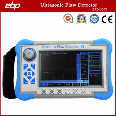 Digital Portable Ultrasonic Crack Flaw Detection Equipment for Weld Inspection