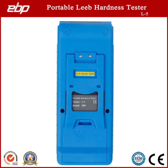 Higher-Quality Portable Digital Rebound Leeb Hardness Testing Tool