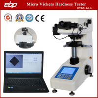 Automatic Turret Digital Microhardness Testing Equipment / Double Indenter Tester