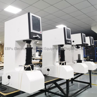 Aluminum Alloy Brinell Hardness Testing Machine with Digital Measurement Eyepiece