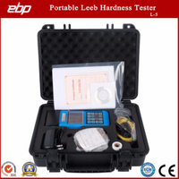 High Quality Portable Digital Rebound Hardness Testing Instrument