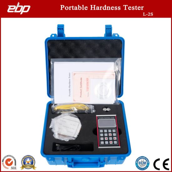 Best-Selling Aluminum Portable Digital Rebound Leeb Hardness Testing Machine