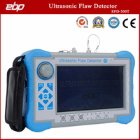 Professional Automatic Calibration Digital Ultrasonic Crack Detector Flaw Detection Equipment