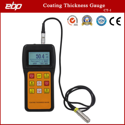 Best Handheld Digital Coating Thickness Tester CT-1 Gauge