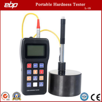 High Precision Portable Leeb Hardness Tester with D Prob