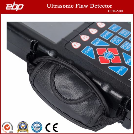 High Quality Industrial NDT Testing Machine Ultrasonic Testing Ut Flaw Detector for Welding Inspection