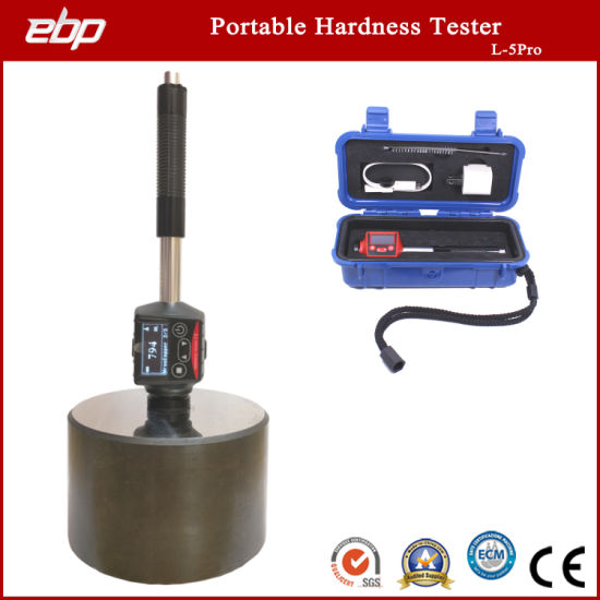 Portable Mini Stainless Steel Hardness Testing Machine with Digital Display