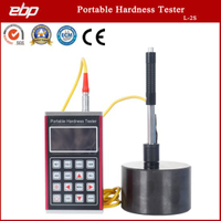 Aluminum Digital Portable Hardness Testing Equipment L-2s Tester with Blocks