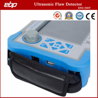 Automatic Calibration Portable Digital Ultrasonic Crack Detector Flaw Detector Equipment