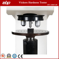 Touch Screen Digital Display Vickers Hardness Testing Equipment with Printer