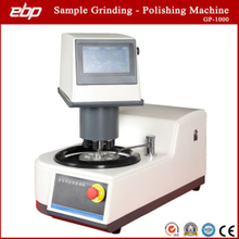 Single Platen Semi-Auto Grinding Polishing Machine with Touch Screen