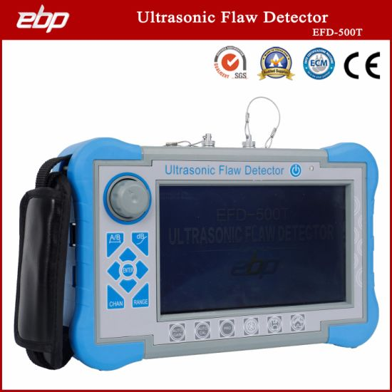 Digital Universal Ultrasonic Flaw Detector Weld NDT Test Equipment with LED Backlight Bright Color Display