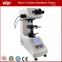 Analog Eyepiece Micro Vickers Hardness Tester with Manual Turret