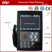 Digital Portable Ultrasonic Flaw Detector Ultrasonic Testing Equipment for Weld Inspection