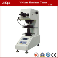 Manual Turret Vickers Hardness Tester with Analog Reading Eyepiece