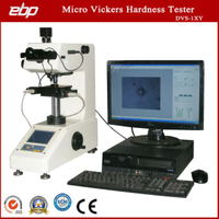 High Precision Hardness Testing Machine with Fully Automatic Control by PC