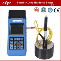 Hardness Testing Equipment Portable Digital Metal Leeb Hardness Tester
