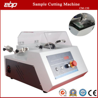 Precision Metallurgical Sample Cutting Machine for Cutting PCB SMT Semiconductor