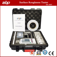 High Accuracy Surface Roughness Gauge with Digital Display Ra, Rz, Rq, Rmax
