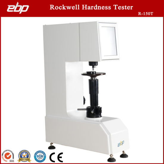 Touch Screen Digital Rockwell Hardness Tester R-150t